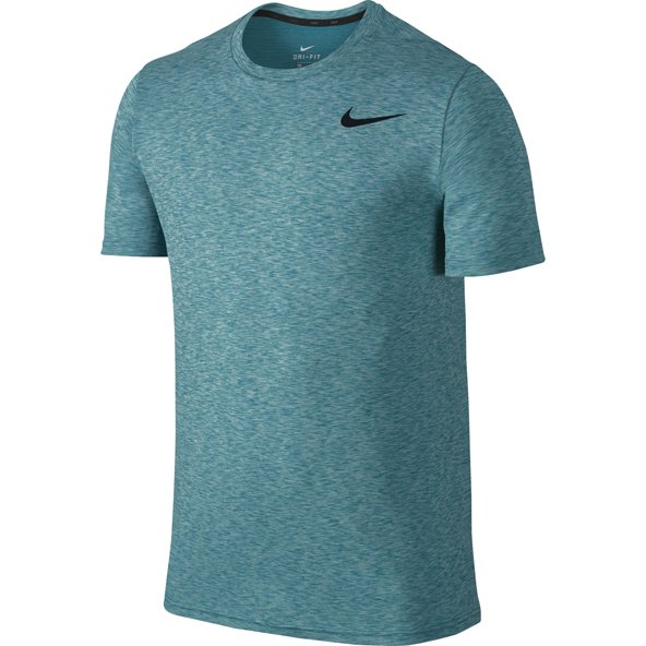Nike Hypr Dry Mens Top Blue/Bluster