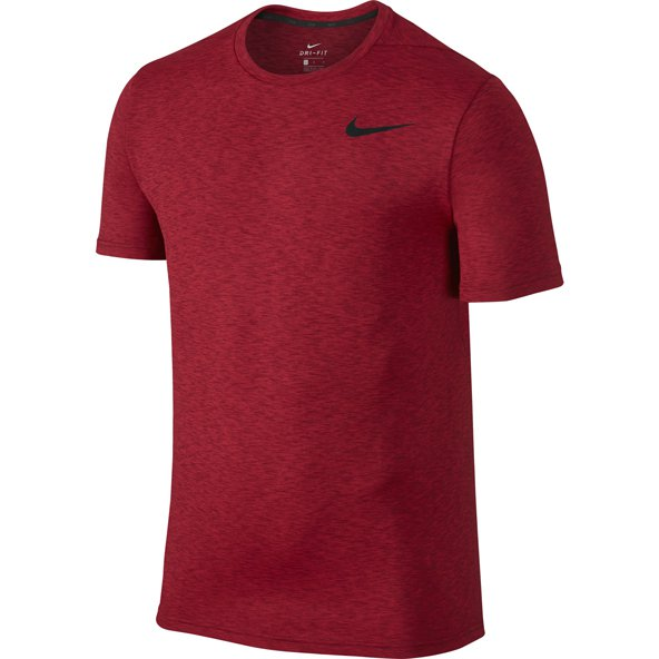 Nike Hypr Dry Mens Top Red