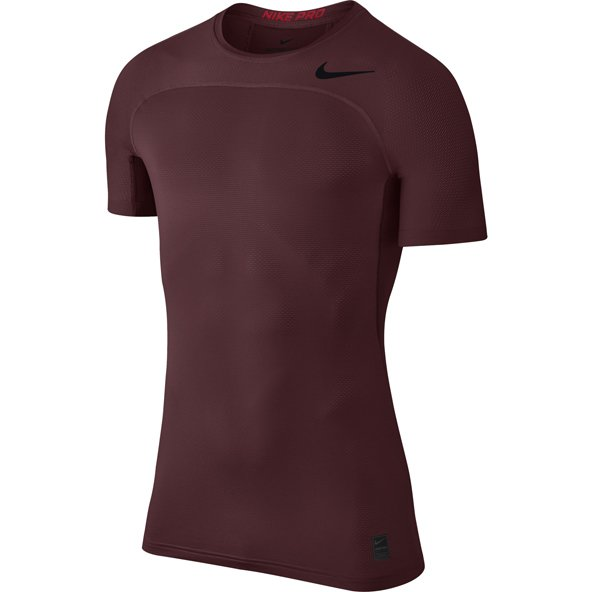 Nike Hyper- Col Fitted Mens Top Red