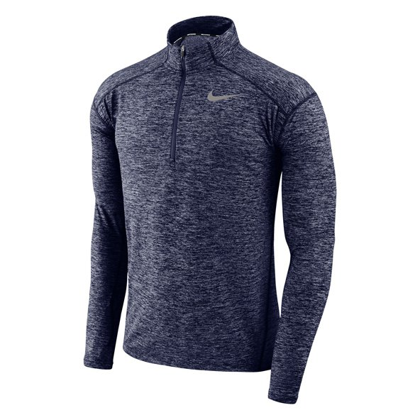 Nike Dry Element Men's ½ Zip Running Top, Blue