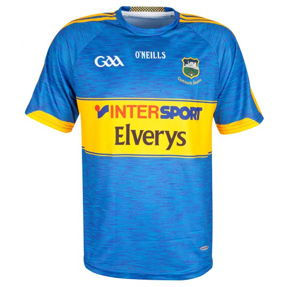 O'Neills Tipperary 2017 Home Jersey, Blue