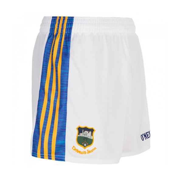 O'Neills Tipperary 17/18 Home Short Wh/R