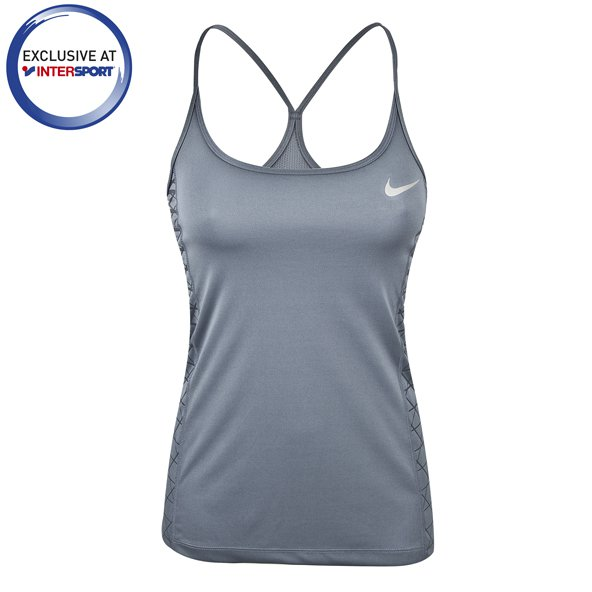 Nike Dry GX Miler Women's Tank Top Blue