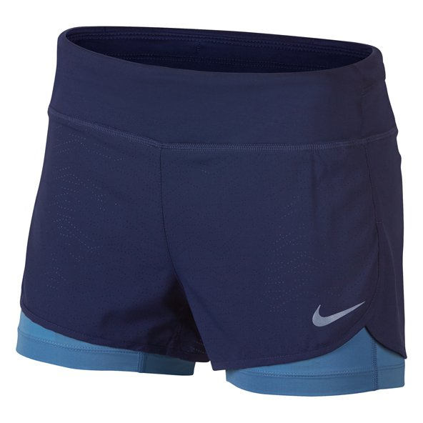 Nike 2In1 Riwal Flex Wmn Shorts Blue/Sky