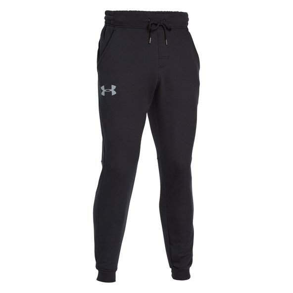 Underarmour Cotton Mens Jogger Black