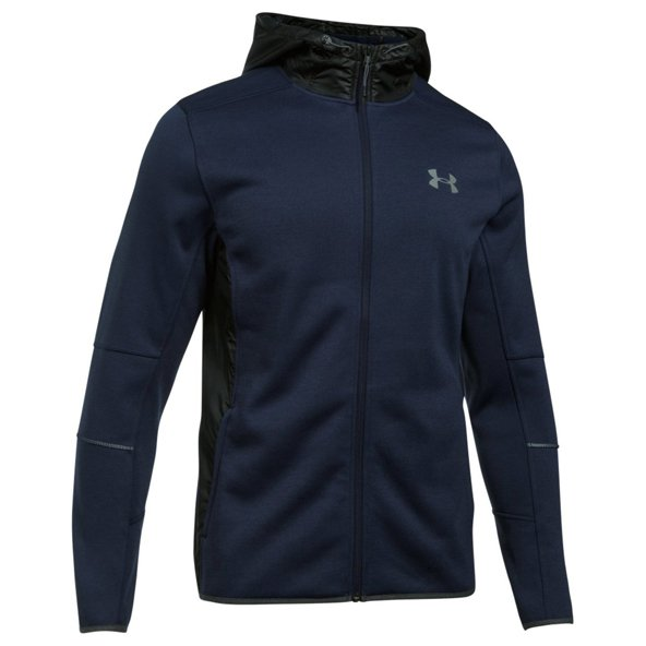 Under Armour® Swacket Men's FZ Hoody, Navy
