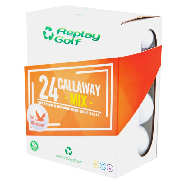 Replay Golf Callaway Mix - 24 Golf Balls