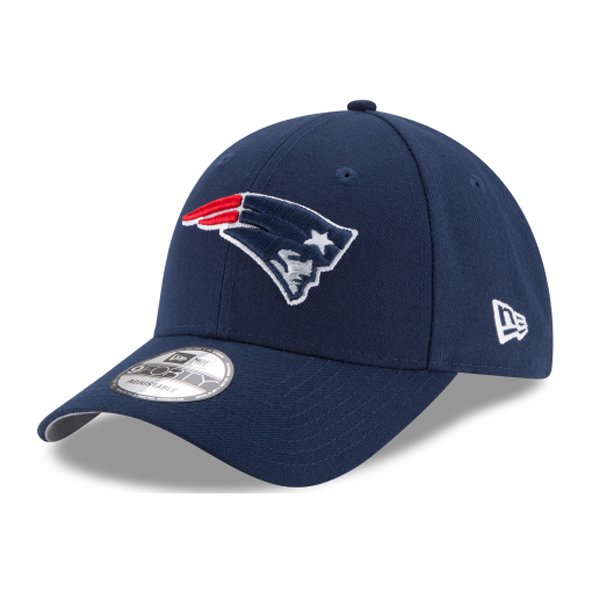 NewEra 9Forty New England Patriots Cap, Navy