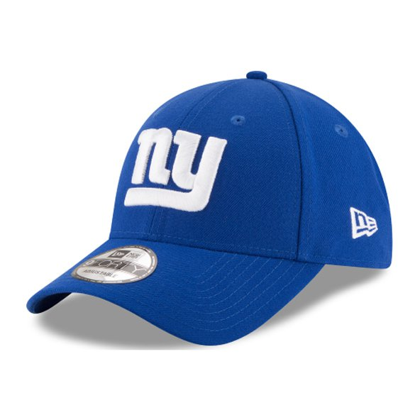 NewEra 9Forty NY Giants Cap, Blue