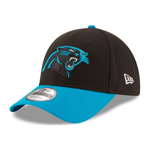 NewEra 9Forty Carolina Panthers Cap, Black