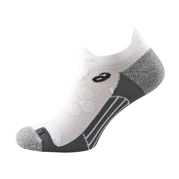 Asics Road Ped Double Men Sock White