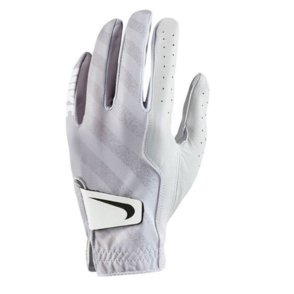 Nike Tech Golf Mens Glove LH Reg Wht/Blk
