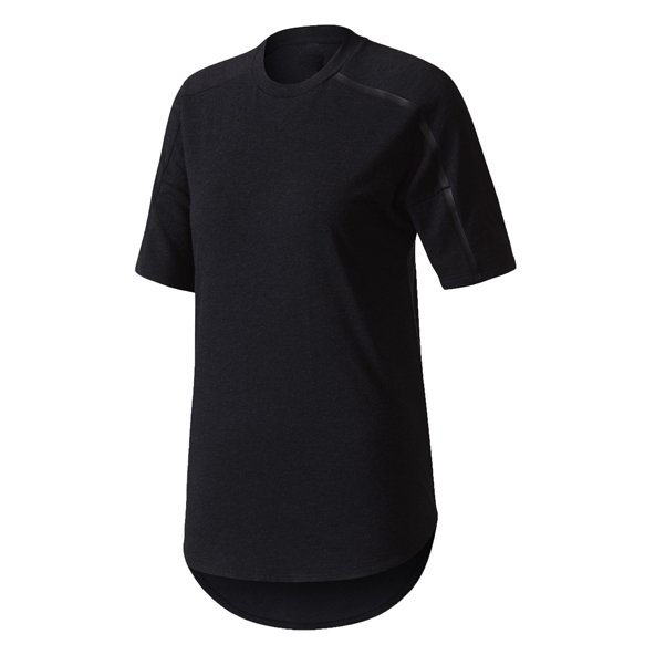 adidas ZNE Wool Women's T-Shirt, Black