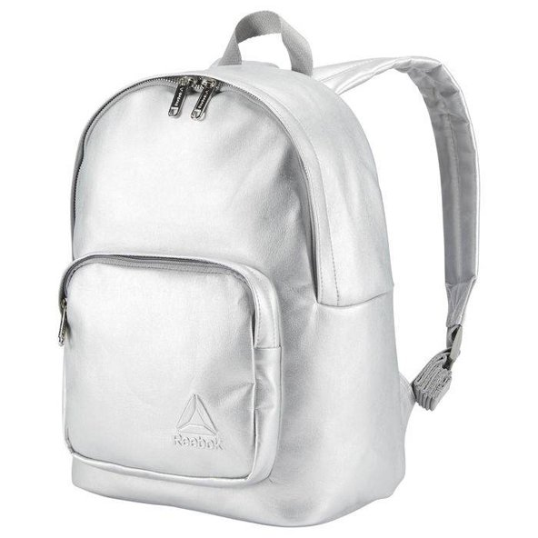 Reebok Premium Women's Backpack, Metallic