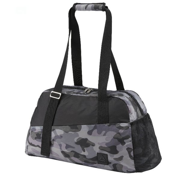 Reebok Lead and Go Grip Duffle Bag Black