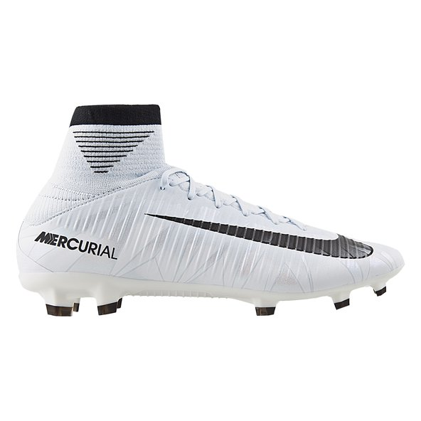 Nike Mercurial Veloce III DF CR7 Football Boot, Blue Tint