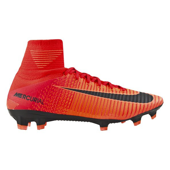 Nike Mercurial Superfly V FG Football Boot Red