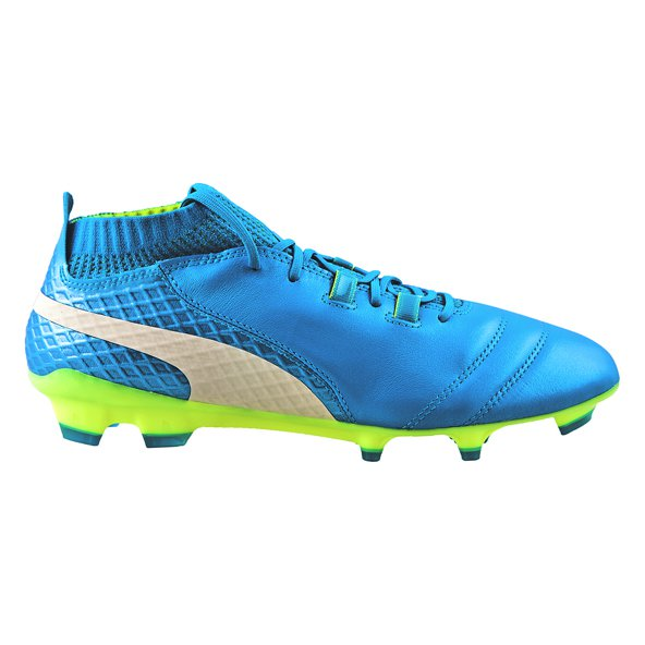 Puma ONE 17.1 FG Football Boot, Blue