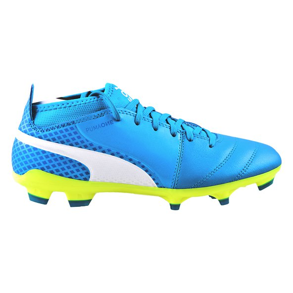 Puma ONE 17.3 FG Football Boot, Blue