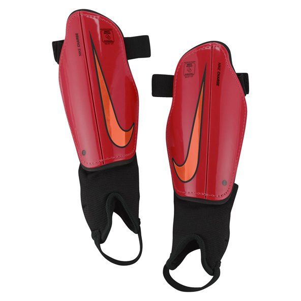 Nike Charge Youth Shinguard, Red
