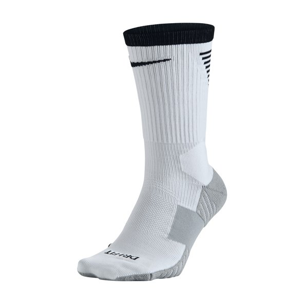 Nike Squad Football Crew Sock, White
