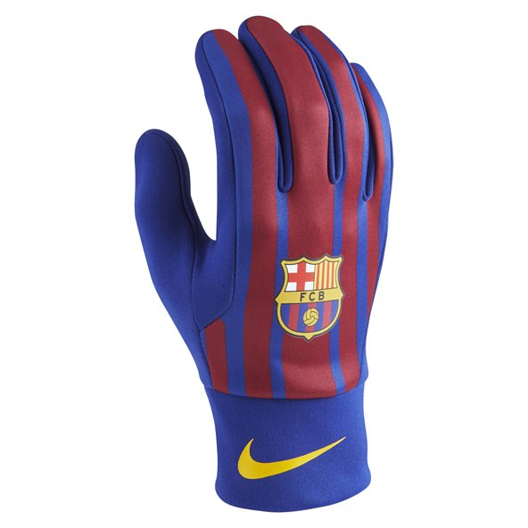 Nike FCB 17 Stadium Glove Blue
