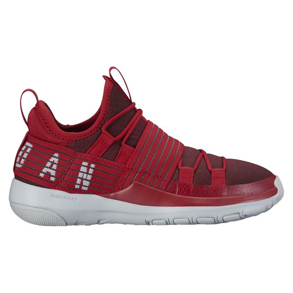 Nike Jordan Trainer Boys' Basketball Shoe, Red