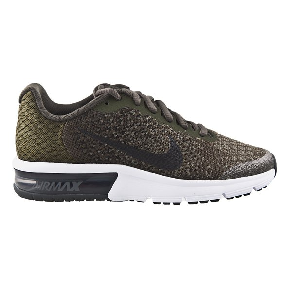 Nike Air Max Sequent 2 Trainer, Khaki