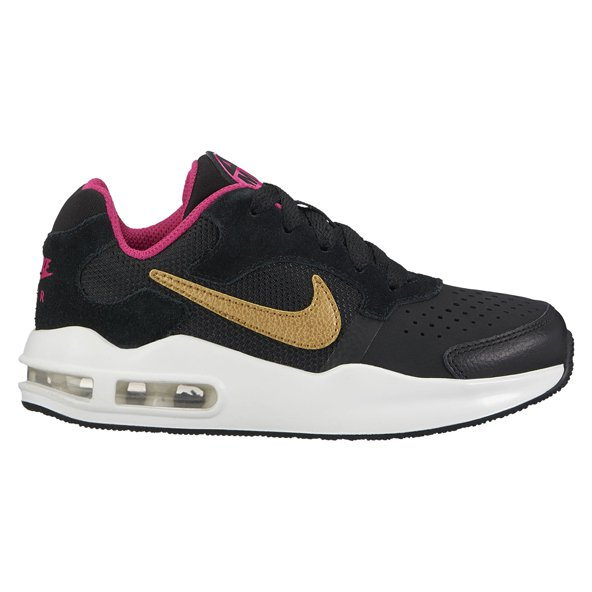Nike Air Max Guile Junior Girls' Trainer, Black