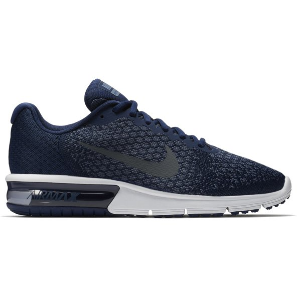 Nike Air Max Sequent 2 Men's Trainer, Blue