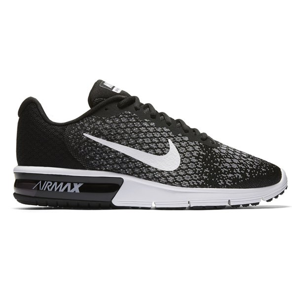 Nike Air Max Sequent 2 Men's Trainer, Black
