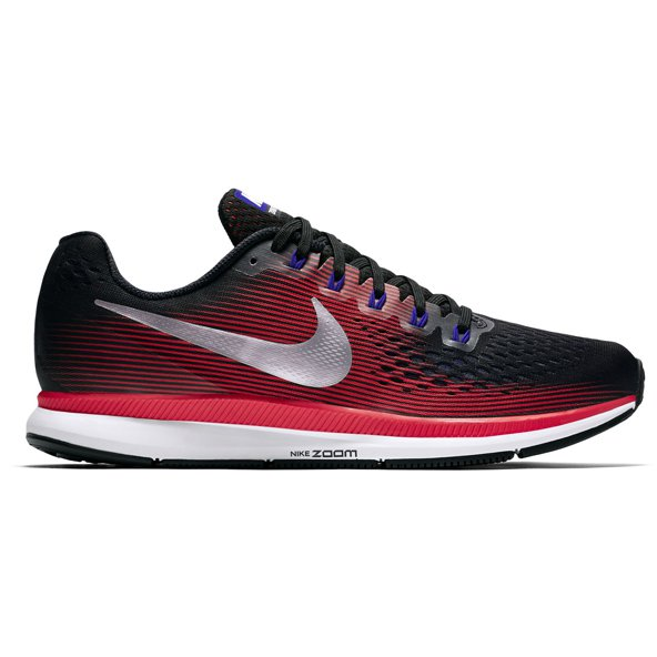 Nike Air Zoom Pegasus 34 Men's Running Shoe, Black