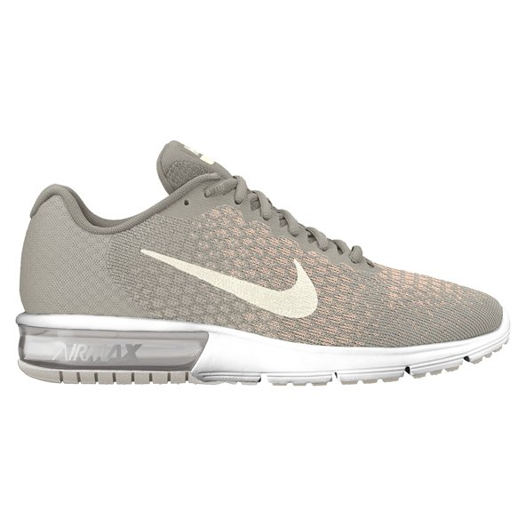 Nike Air Max Sequent 2 Women's Trainer, Grey