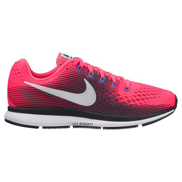 Nike Air Zoom Pegasus 34 Women's Running Shoe, Red