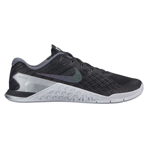 Nike Metcon 3 MTLC Women's Training Shoe, Black