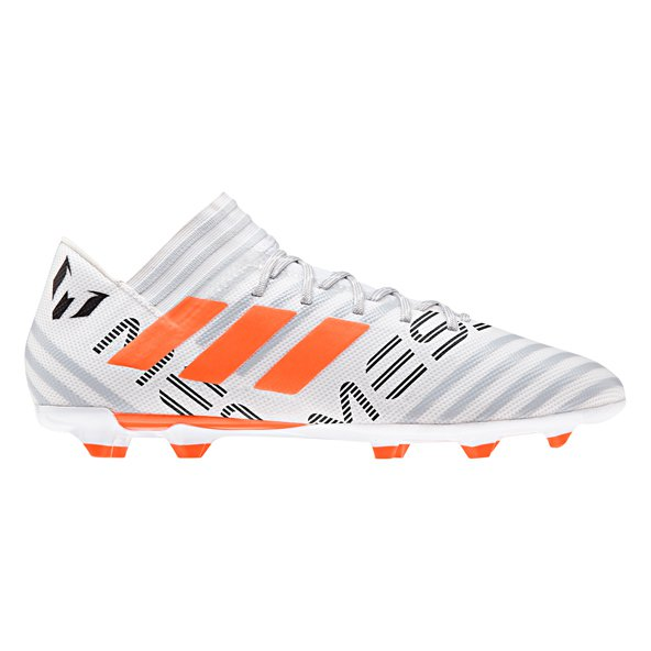 adidas Nemeziz 17.3 FG Football Boot, White