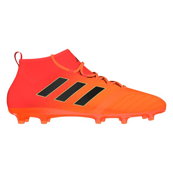 adidas ACE 17.1 Kids' FG Football Boot, Orange