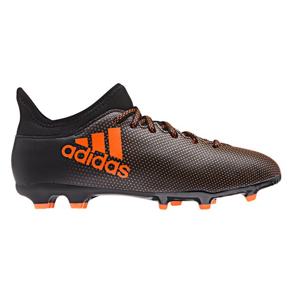 adidas X 17.3 FG Kids Black/Red