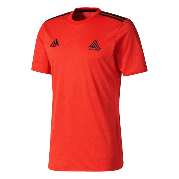 adidas Tango Men's T-Shirt, Red