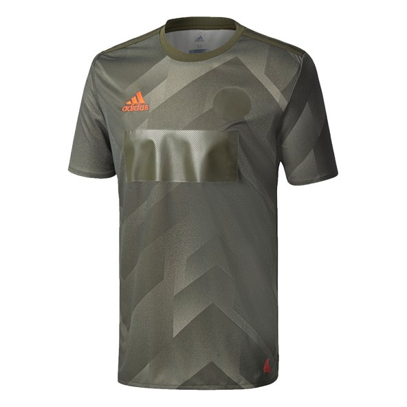 adidas Tango Player Men's Jersey, Green
