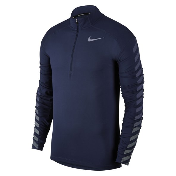 Nike Dry Element Men's Flash Running Top, Blue