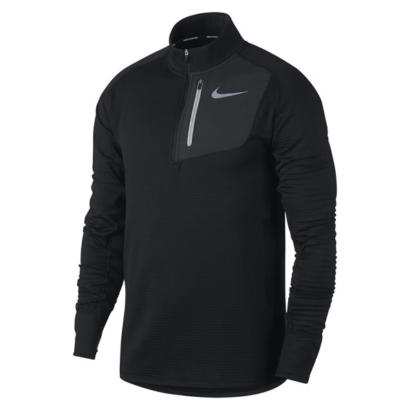 Nike Therma Element Mens HZ Top Black