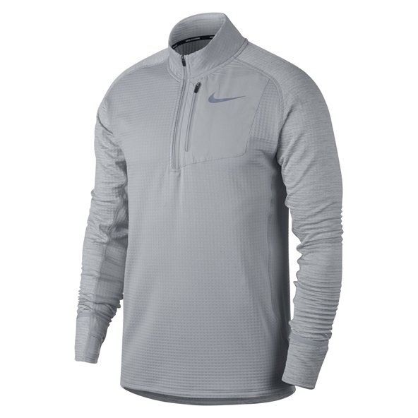 Nike Therma Sphere Element Men's Running Top, Grey