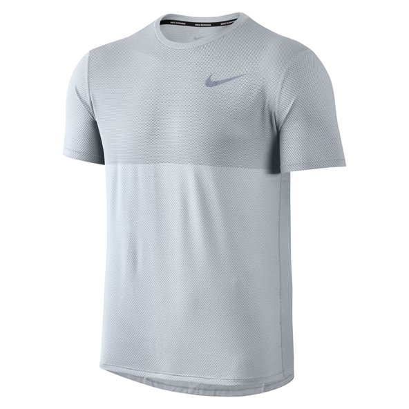 Nike Zonal Cooling Relay Men's Run T-Shirt, Grey