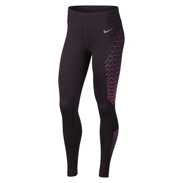 Nike Power Racer Women's Tight, Purple
