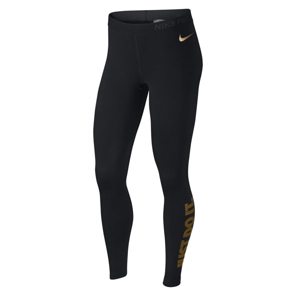 Nike Pro Cool JDI Women's Tight Black/Gld