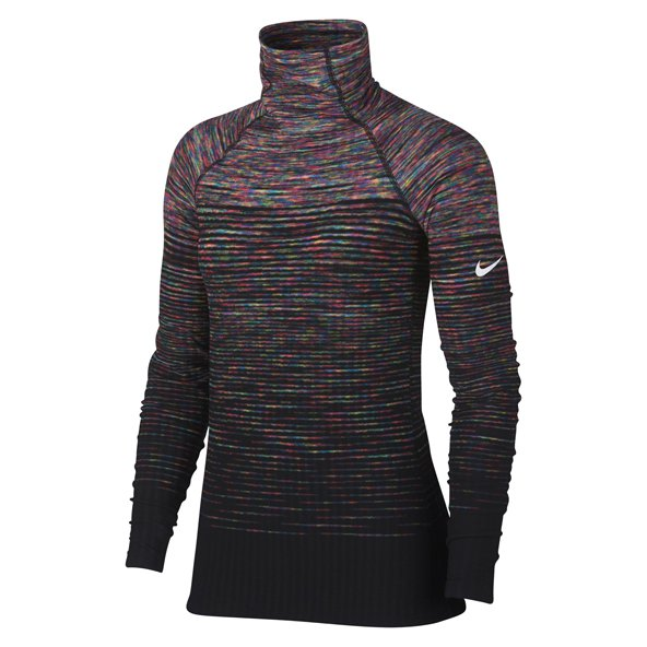 Nike Pro Hyperwarm Nordic Women's Top, Blue