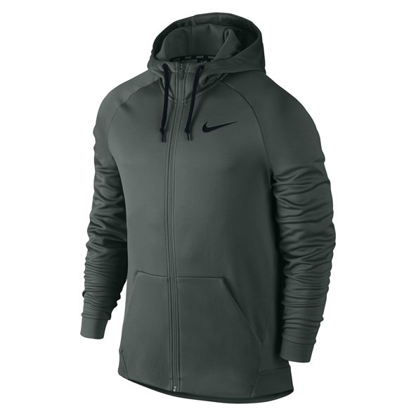 Nike Therma Full Zip Men's Hoody, Green
