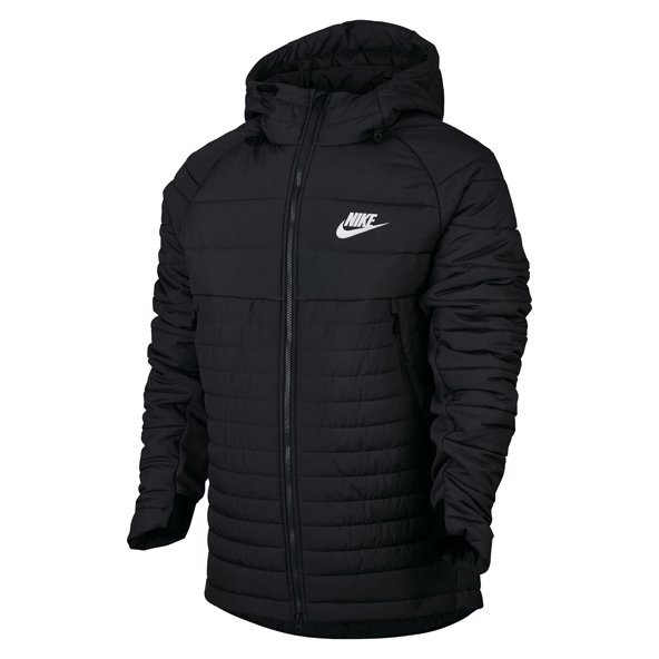 Nike Swoosh Advance 15 Men's Jacket, Black