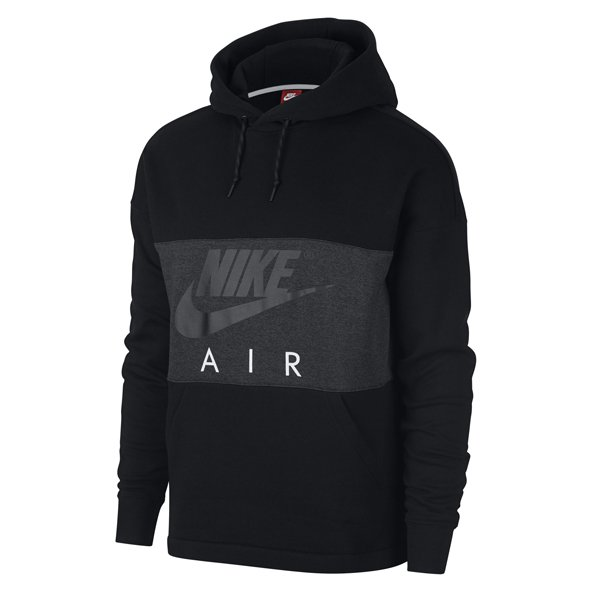 Nike Swoosh Air Men's Hoody, Black